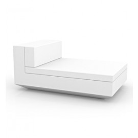 Vela Sofa Central Unit Chaiselounge