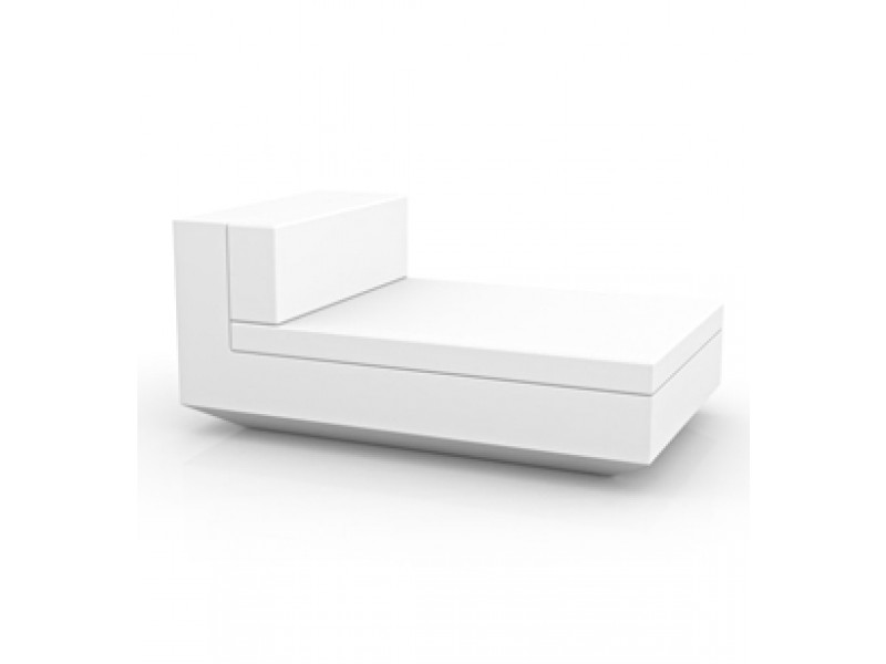 Vela Sofa Central Unit Chaiselongue